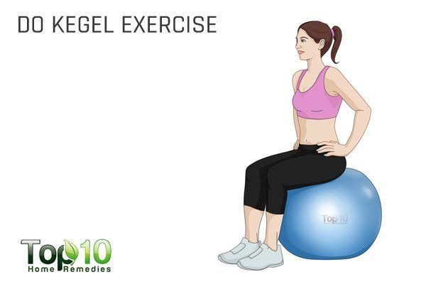 do kegal exercises