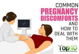10 Common Pregnancy Discomforts and How to Deal with Them