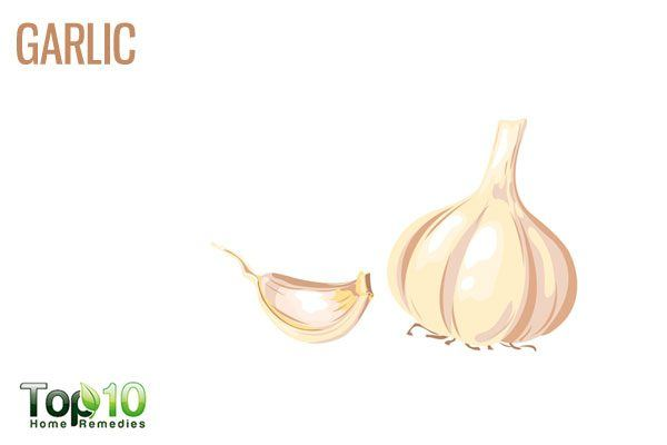 garlic for clogged arteries