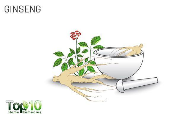 ginseng for health