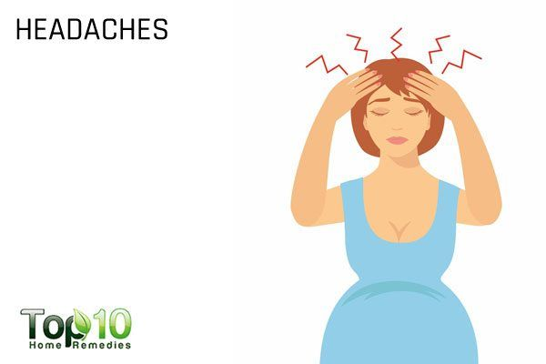 persistent headaches during pregnancy