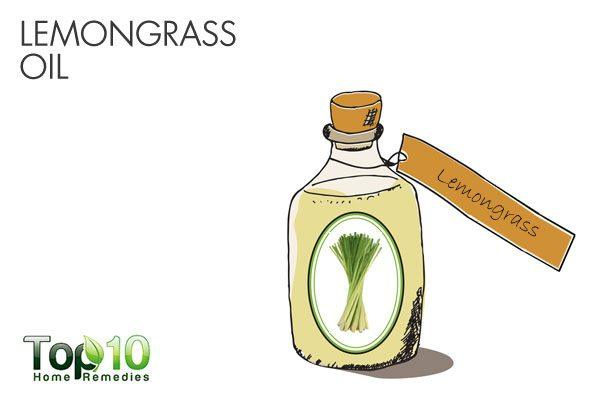 lemongrass essential oil as natural mosquito repellent