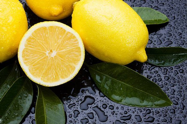 lemon to alkalize body