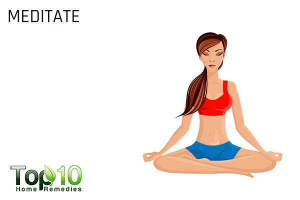 meditate to boost your immunity