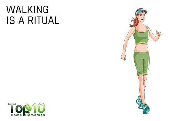 walking is a ritual