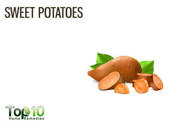 dog treat option sweet potatoes