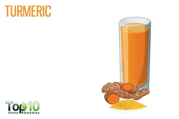 turmeric for clogged arteries