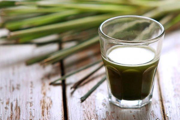wheatgrass juice alkalizes body