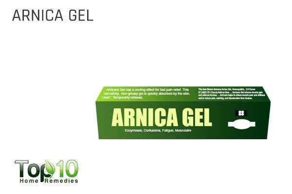 arnica gel in first aid kit