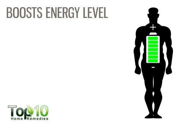 ghee boosts energy level