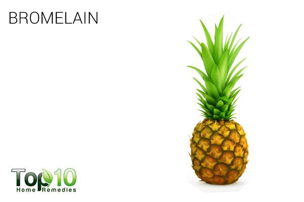 bromelain for trigger finger