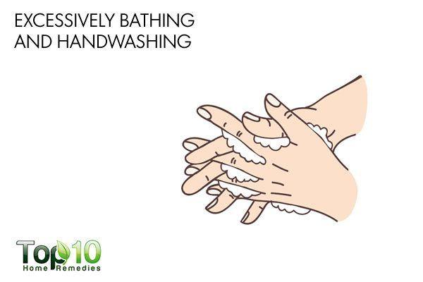 excessive bathing