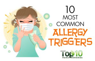 10 Most Common Allergy Triggers