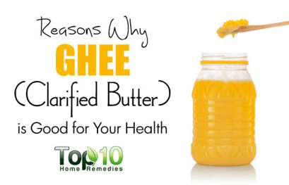 Reasons Why Ghee (Clarified Butter) is Good for Your Health