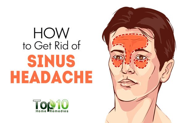 Home Remedies For Sinus Migraine