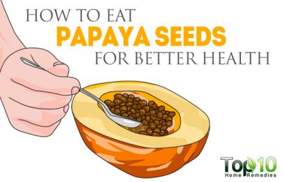 How to Eat Papaya Seeds for Better Health