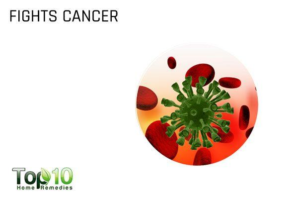 vitamin K fights cancer