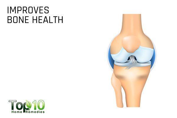 vitamin K improves bone health