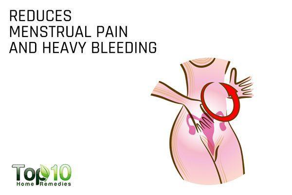 vitamin K reduces menstrual bleeding