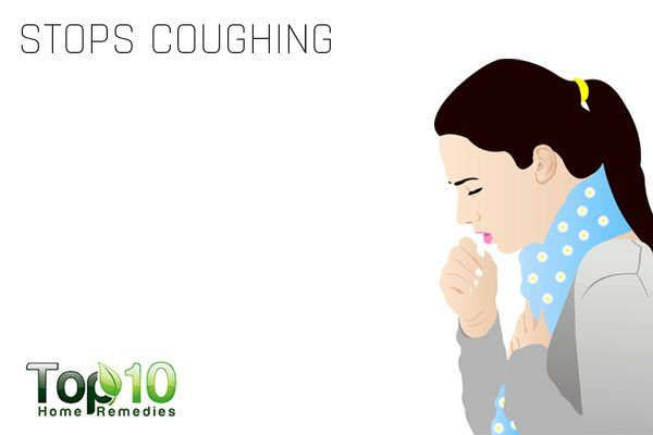 thyme helps you stop coughing