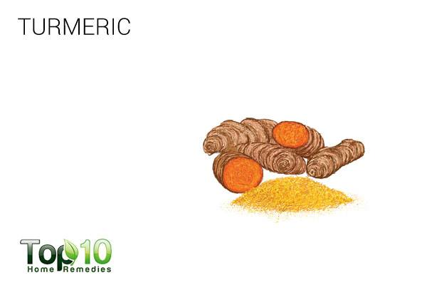 turmeric for trigger finger