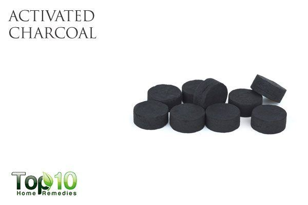 activated charcoal for conjunctivitis in children