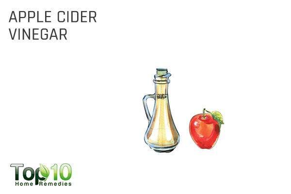 apple cider vinegar for dog itchy skin