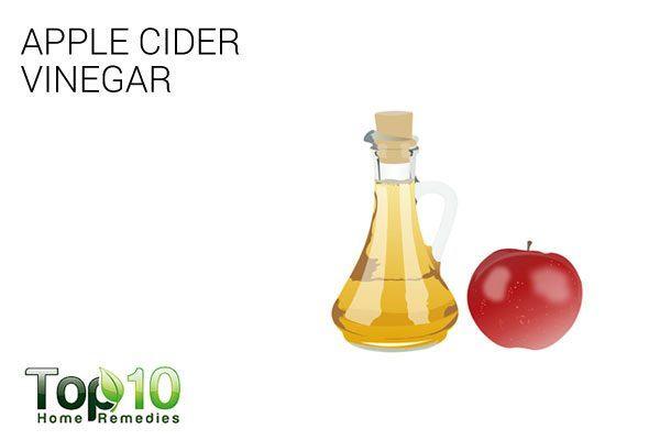 apple cider vinegar for hemorrhoids