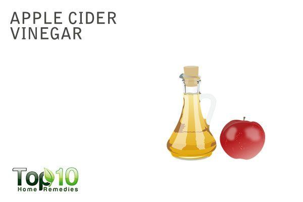 apple cider vinegar to increase urine output