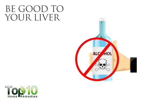 be good to your liver to heal your gut