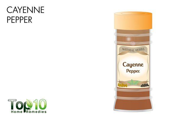 cayenne pepper to deter rats