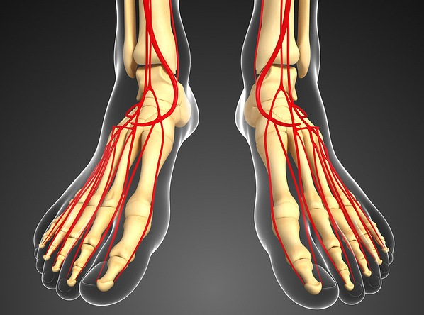 improve circulation in feet