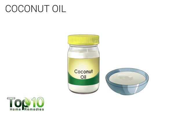coconut oil to reduce hemorrhoids