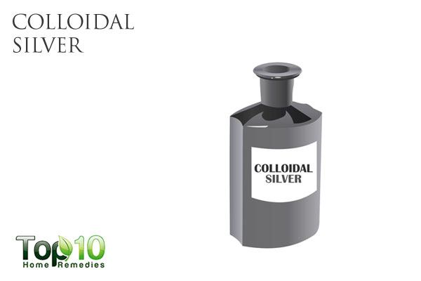 Colloidal silver kids