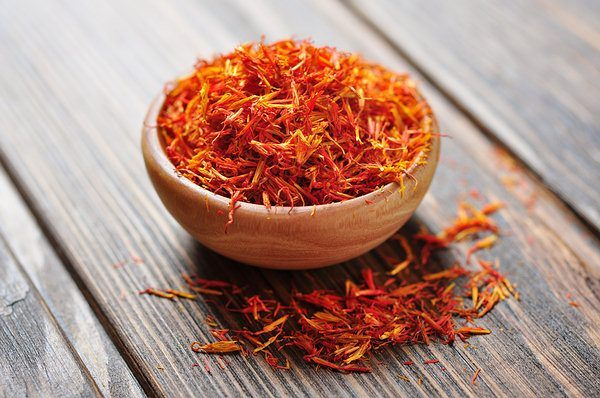 eat saffron to boost your mood
