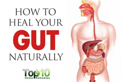 How to Heal Your Gut Naturally