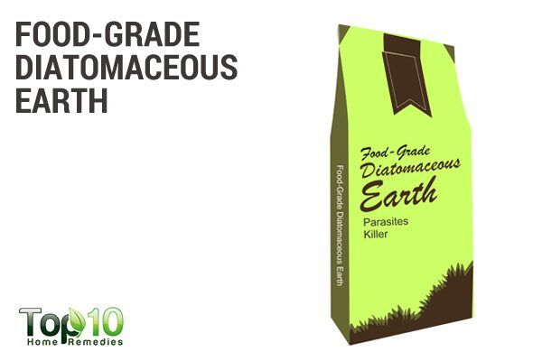 food grade diatomaceous earth to kill ticks