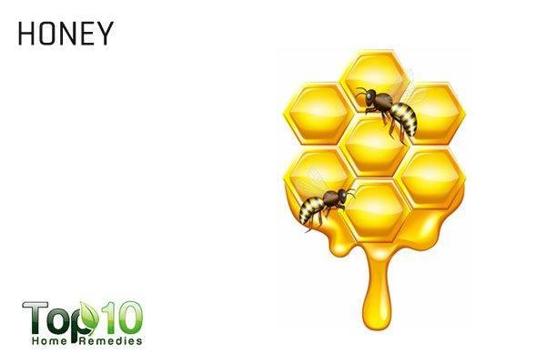 honey helps treat breathing trouble in babies