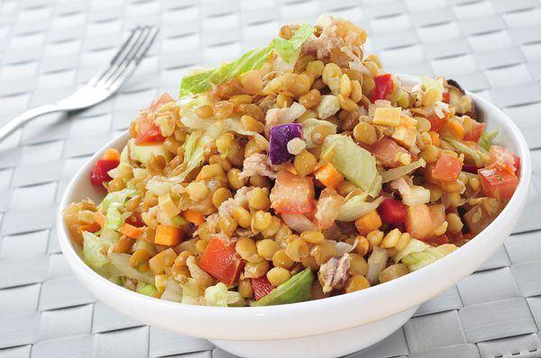 lentils for dietary fiber