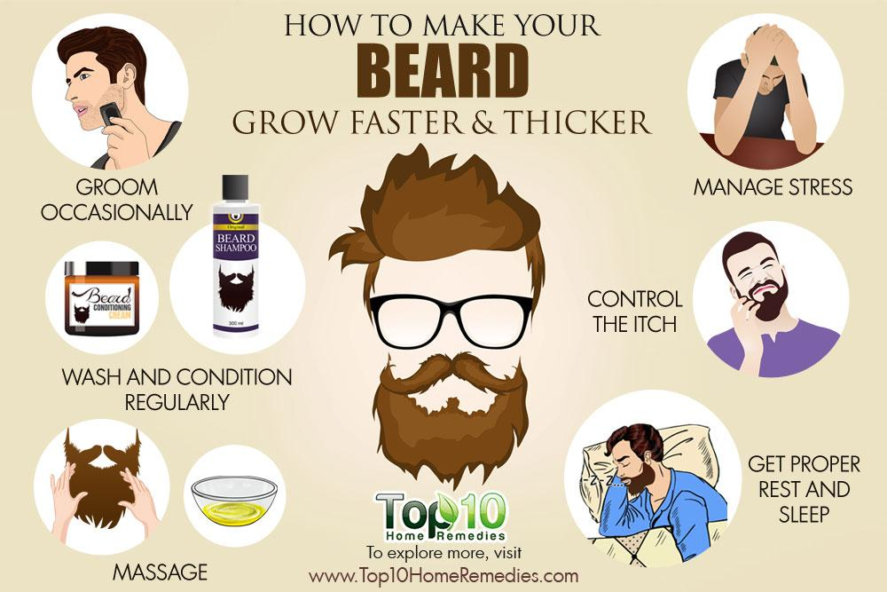 How To Grow Your Hair Faster And Thicker Naturally