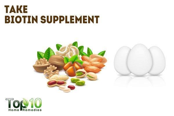 take biotin supplement