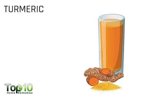 turmeric to treat breathing problem in babies