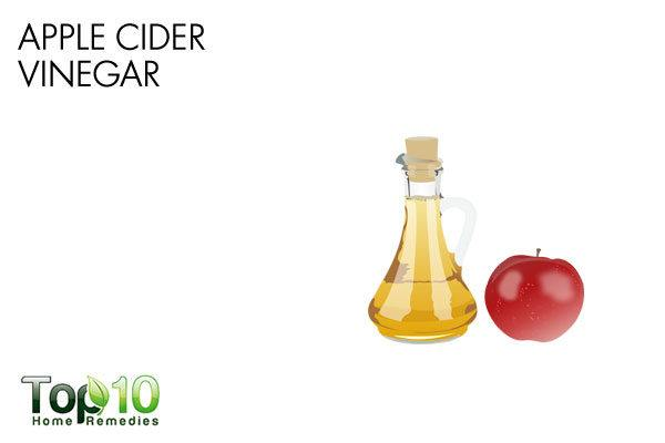 apple cider vinegar for Perioral dermatitis