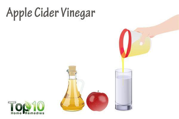 apple cider vinegar for molluscum contagiosum