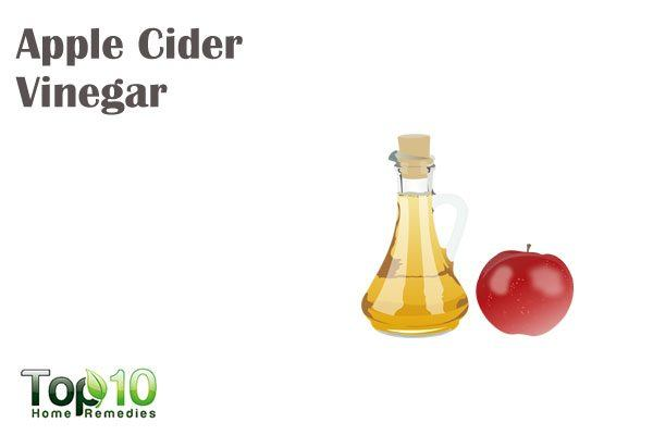apple cider vinegar for mononucleosis