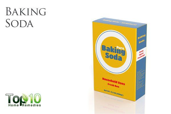 baking soda for burning sensation in stomach