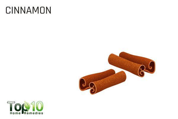 cinnamon controls sugar addiction