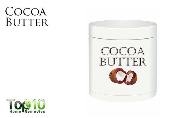 cocoa butter for dry skin