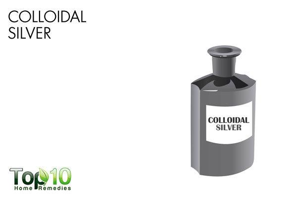 colloidal silver for Perioral dermatitis