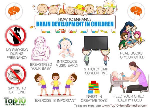 how to enhance brain development
